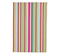 KitchenCraft Set of 2 Multi Stripe Tea Towels