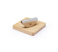 Paul Hollywood Mezzaluna Herb Chopper and Board Set