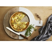 Paul Hollywood Non-Stick 23cm Loose Base Quiche / Tart Tin