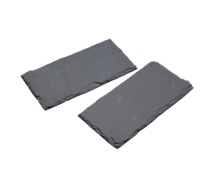 MasterClass Slate Serving Mats / Double Coasters