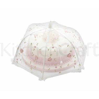 Sweetly Does It Vintage Rose 35cm Umbrella Cake Cover