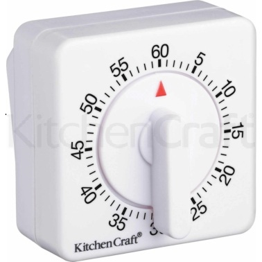 Kitchen Craft One Hour Mechanical Timer