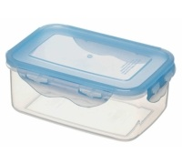 KitchenCraft Pure Seal Rectangular 900ml Storage Container