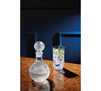 BarCraft Cut Glass Decanter