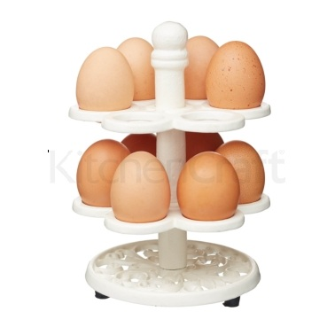 KitchenCraft Cast Iron Egg Holder