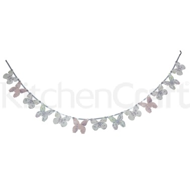 Coolmovers Butterfly Lane Paper Bunting