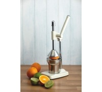 Living Nostalgia Antique Cream Heavy Duty Juicer