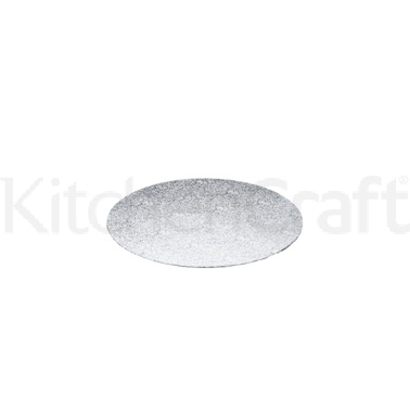 Sweetly Does It Silver 20cm Round Cake Board