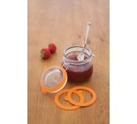 Home Made Bag of 10 Preserve Jar Sealing Rings