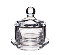 Artesà Mini Glass Serving Cloche