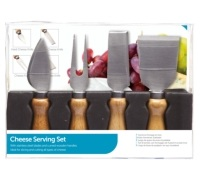 Kitchen Craft 4 Piece Cheese Knife Set