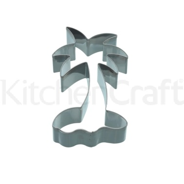 KitchenCraft 11.5cm Palm Tree Shaped Cookie Cutter