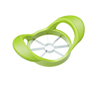 KitchenCraft 2 in 1 Apple Corer & Wedger