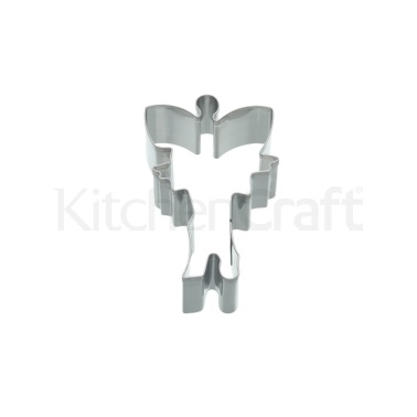 KitchenCraft 8.5cm Fairy Shaped Cookie Cutter
