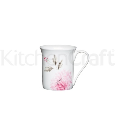 Kitchen Craft Fine Bone China Afternoon Tea Flute Mug
