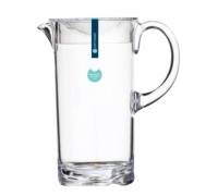 Coolmovers Polycarbonate 1.6 Litre Jug with Lid