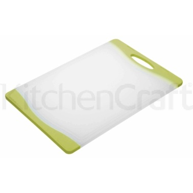 Colourworks Green Reversible Chopping Board
