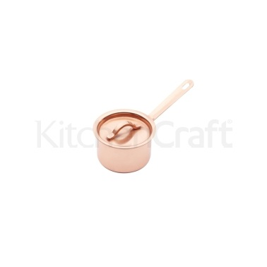 Artesà Copper Finish Mini Saucepan
