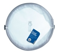 Cloche alimentaire pliable