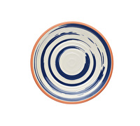 KitchenCraft Lulworth Melamine Dinner Plate