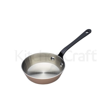 Artesà Copper Tri-ply 12cm Mini Fry Pan