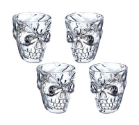 KitchenCraft Spookily Does It Shot Glasses