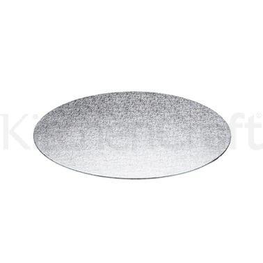 Sweetly Does It Silver 35cm Round Cake Board