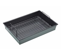 Chicago Metallic Non-Stick Roasting Pan with Rack