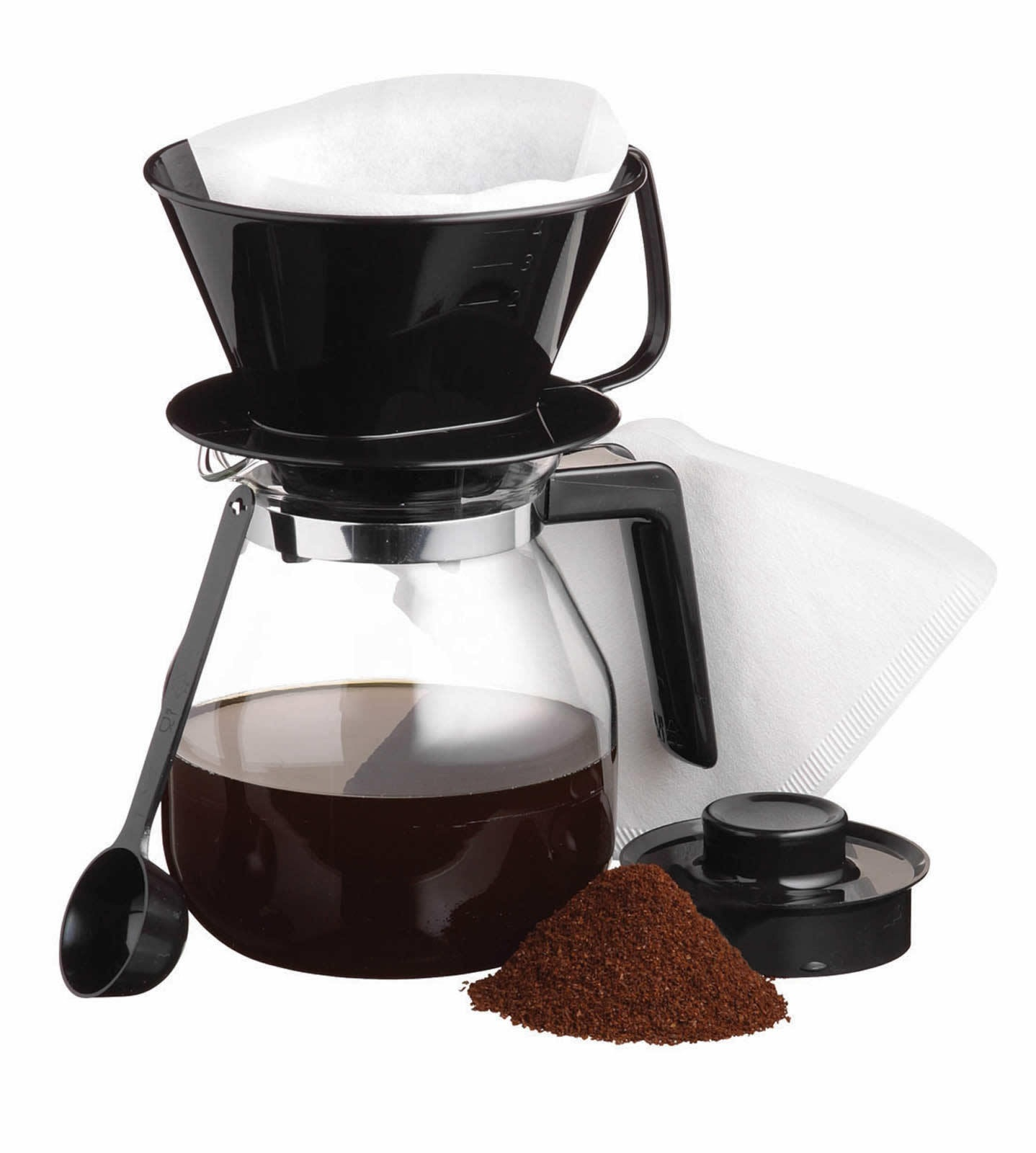 KitchenCraft Coffee Maker Jug Set Cafetieres & Coffee Makers Drinking: Tea & Coffee Eating ...