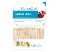 KitchenCraft Pack of Two Hundred Cocktail Sticks