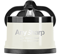 Any Sharp Cream Knife Sharpener Pro