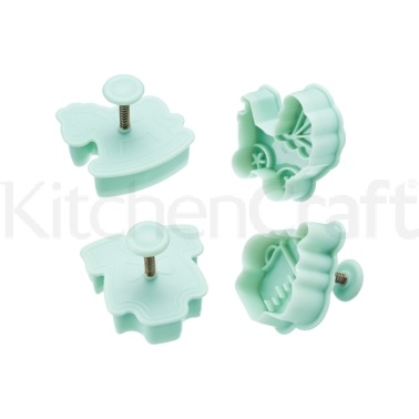 Sweetly Does It Baby Cookie / Sugarcraft Plunger Cutters