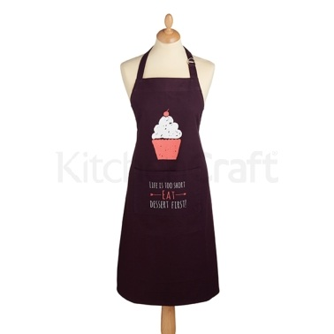 Kitchen Craft Chalkboard Apron