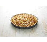 MasterClass Crusty Bake 28cm Non-Stick Fluted Round Flan / Quiche Tin