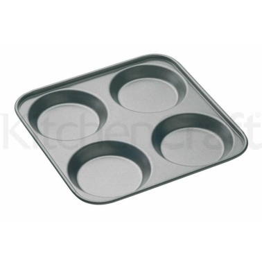 Master Class Non-Stick 4 Hole Yorkshire Pudding Pan