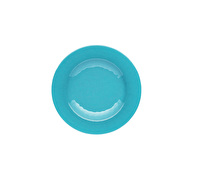 KitchenCraft Antigua Ceramic-Style Melamine Side Plate