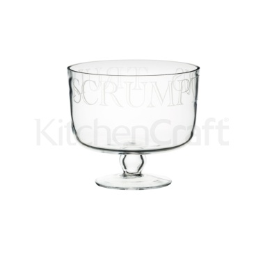 Artesà Glass Footed Serving / Trifle Bowl