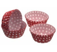 Sweetly Does It Pack of 60 Polka Dot Cupcake Cases