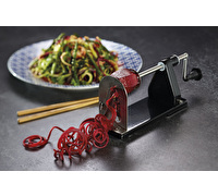 MasterClass Heavy-Duty Compact Metal Vegetable Spiralizer