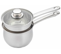 KitchenCraft Stainless Steel Porringer