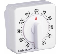 KitchenCraft Mechanical Two Hour Timer