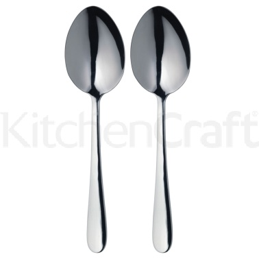 MasterClass Set of 2 Serving Spoons