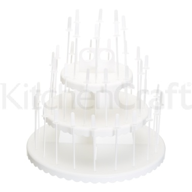 Sweetly Does It 30cm Cupcake and Cake Pop Stand