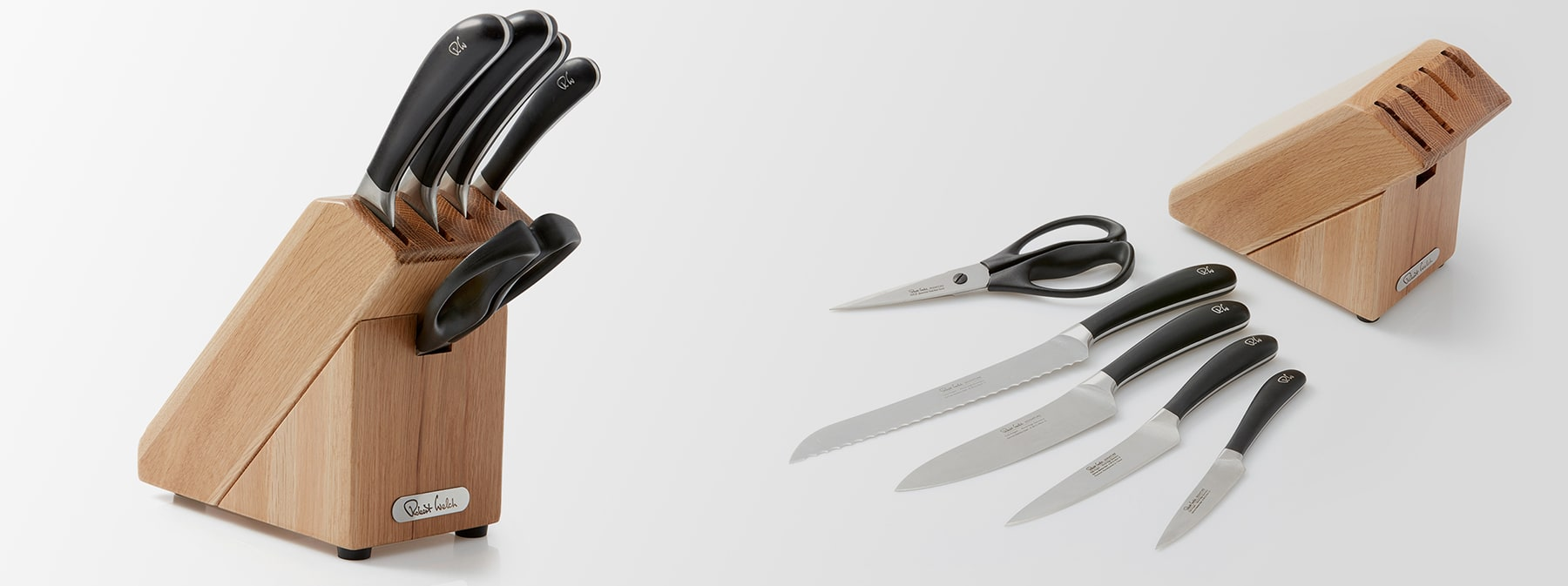 The Signature Compact Knife Block Set