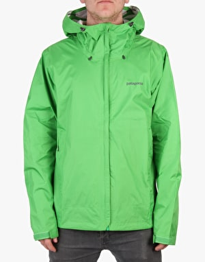 Patagonia Torrentshell Jacket - Cilantro/Forge Grey