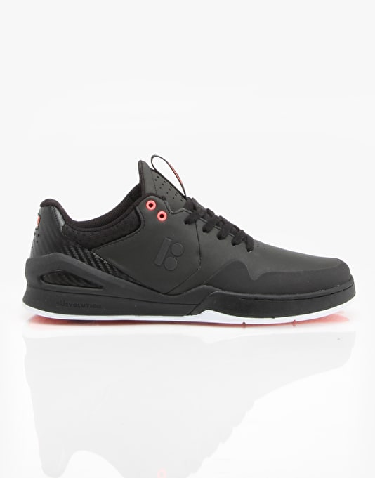 Etnies x Plan B Marana Elite Skate Shoes - Black