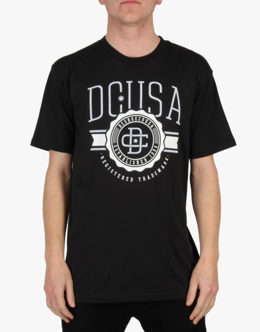 DC RD Campus T-Shirt - Black