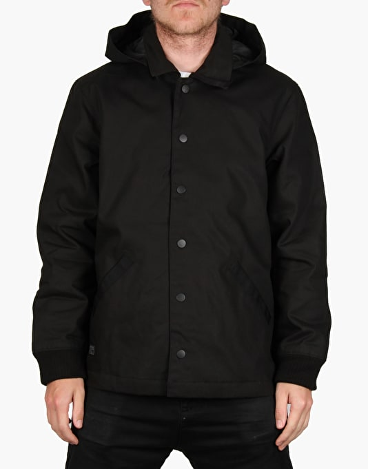 Converse Cons EFD Coach's Jacket - Black