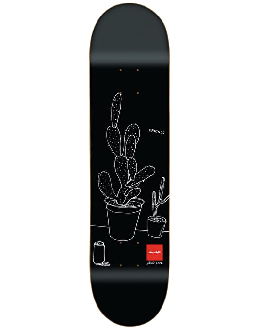 Chocolate x Evan Hecox Perez Sketch Series Pro Deck - 8.25""