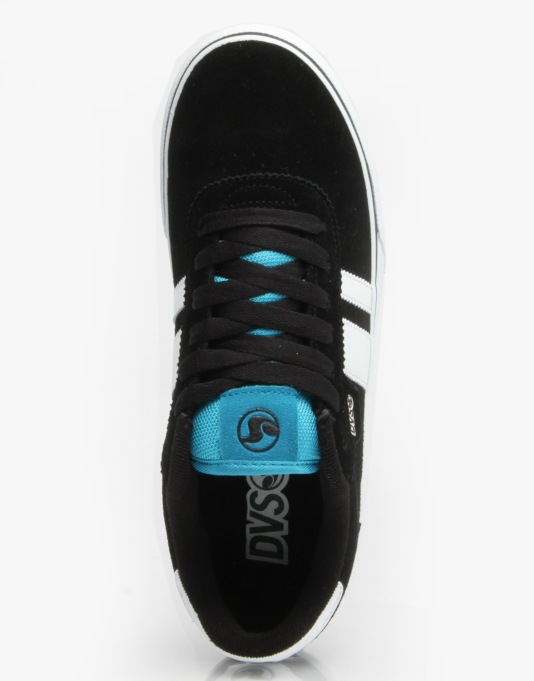 DVS Milan 2 CT Skate Shoes - Black